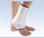 FLA ProLite Compressive Ankle Support with Viscoelastic Inserts - For swollen or tender ankles resulting from sprains, strains or