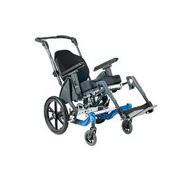PDG :: Fuze T50 Manual Tilt-in-Space Wheelchair