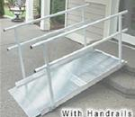 EZ-Access Pathway Ramp Classic Series - Available in 4, 6, 8, & 10 foot lengths