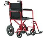 Aluminum Transport Chair - Features and Benefits