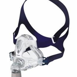 CPAP Masks :: ResMed :: Quattro™ FX full face mask complete system - medium