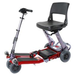 Luggie Scooter (Folding Portable) - FR168-4IT(Luggie)