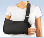 FLA ProLite® Universal Arm Sling - Soft, durable sling material comfortably supports the weight of