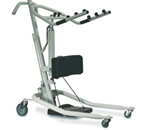 Patient Lift Get-U-Up - Comfortable and secure, the Invacare Get-U-Up stand-up lift is t