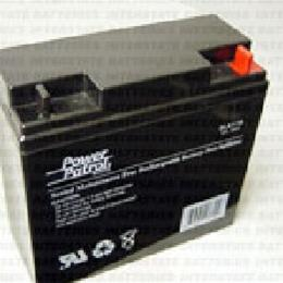 Battery SLA1116 for Scooters/Wheelchairs - Image Number 2873