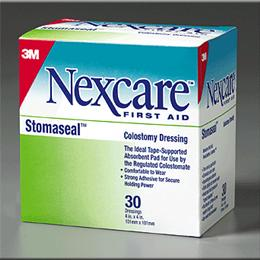 Nexcare™ Stomaseal™ Colostomy Dressing