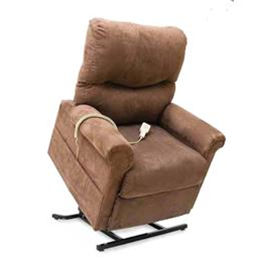 Pride Mobility Products :: Essential Collection, 3-Position, Chaise Lounger Lift Chair, LC-106