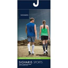 Image of SIGVARIS Athletic Recovery 15-20mmHg - Size: S - Color: WHITE