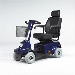 Handicare :: Fortress 1700 DT/TA Scooter