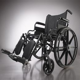 Image of WHEELCHAIR K4 ECON 16IN DESK ARM S-A 1