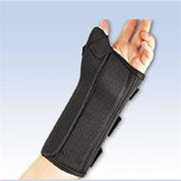 FLA Orthopedics Inc. :: FLA ProLite Wrist Brace with Abducted Thumb