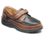Wave :: Lightweight classic boat shoe. Great leisure time shoe for true