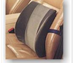 Memory Foam Lumbar Cushion Bucket Seat - Perfect for travel, home or office use-relax anywhere! Improves
