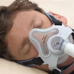 Respironics :: FullLife Full Face Mask