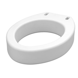 Nova Medical Products :: Raised Toilet Seat Elongated