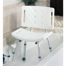 Easy Care Shower Chair/Stool thumbnail