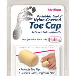 Image of Nylon Covered Toe Cap Large (Each) 2