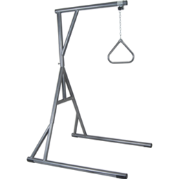 Image of Free-Standing Trapeze with Base 2