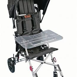 Image of Canopy For Wenzelite Trotter Convaid Style Mobility Rehab Stroller 6