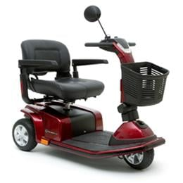 Pride Mobility Products :: Celebrity X 3 Wheel Scooter