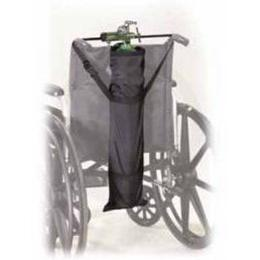 Image of Universal Oxygen Cylander Carry Bag For Wheelchair 1