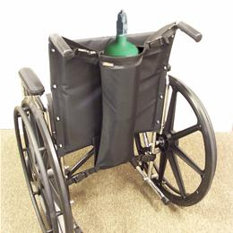Wheelchair Accessories :: EZ-ACCESS :: Wheelchair Oxygen Carrier