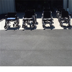 used wheel chairs and parts - Large selection of gently used wheel chairs of all sizes!