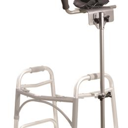 Drive Medical :: Walker Platform Attachment Bariatric (Heavy-Duty)