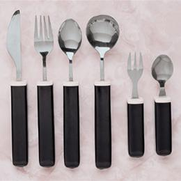 Ableware® by Maddak, Inc. :: Securgrip™ Cutlery
