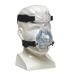 Image of ComfortGel Blue Mask with Headgear - Petite 2