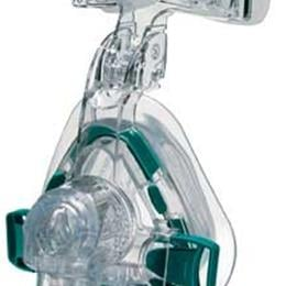Image of Mirage Activa™ nasal mask frame system with large cushion – no headgear  2