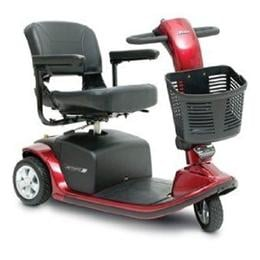 Scooters - Pride Mobility Products - Victory® 10 3-Wheel Scooter