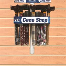 Drive Medical :: Rotating Cane Rack Only (Holds 8 Folding Canes)