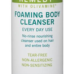 Medline :: CLEANSER BODY REMEDY FOAMING 9 OZ