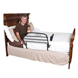 "Image of 30"" Safety Bed Rail #8050 3"