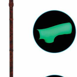 Drive Medical :: Folding Alum Cane w/ Glow Grip Handle & Tip  Copper