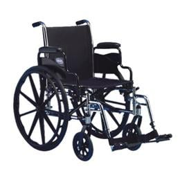 "Image of Tracer SX5 Wheelchair (18"" x 16"" with Desk Length Flip-Back Arms) 1"