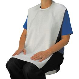 Image of Lifestyle Terry Towel Bib 2