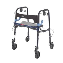 "Drive :: Clever Lite Rollator Junior Walker With 5"" Casters"