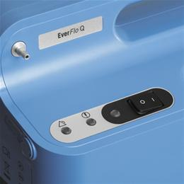 Image of EverFlo Q Stationary Oxygen Concentrator 2