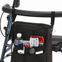 Nova Medical Products :: Hanging Walker Pouch Black