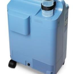 Image of EverFlo Q Stationary Oxygen Concentrator with OPI 3