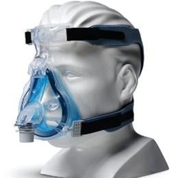Respironics :: Comfortgel Mask with headgear