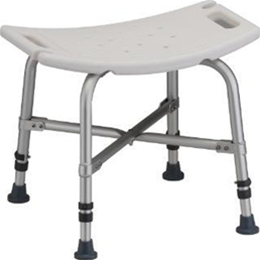 Nova Medical Products :: Heavy Duty Bath Bench w/out Back