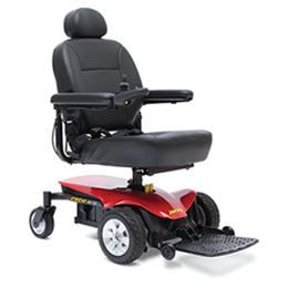Pride Mobility Products :: Jazzy Elite ES Power Wheelchair