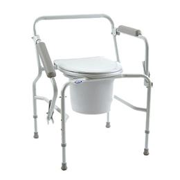 Invacare :: Drop-Arm Commode