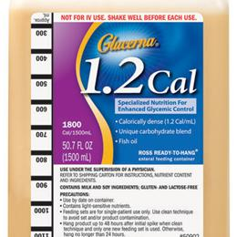 Image of GLUCERNA 1.2CAL 1500ML BOTTLE RTH