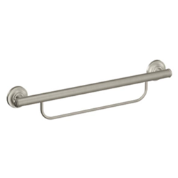 Moen Home Care :: Multi-Purpose Grab Bar with Towel Holder