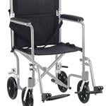 Flyweight Lightweight Transport Wheelchair - Product Description</SPAN