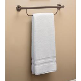 Image of Multi-Purpose Grab Bar with Towel Holder